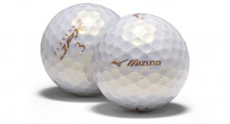 Mizuno's New Five Piece Golf Ball