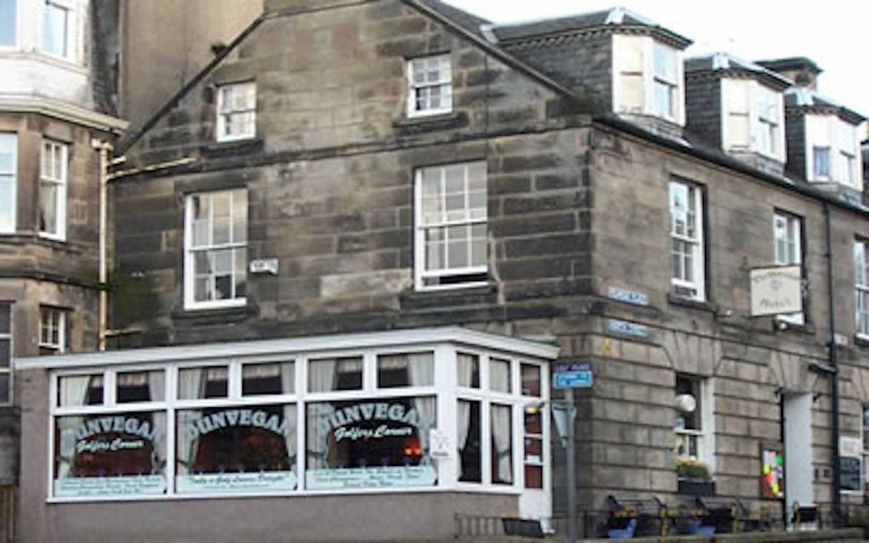 Dunvegan Hotel for sale