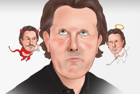 Phil Mickelson... The Good The Bad and The Lefty