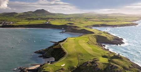 Top 10 Remotest Golf Courses in GB&I