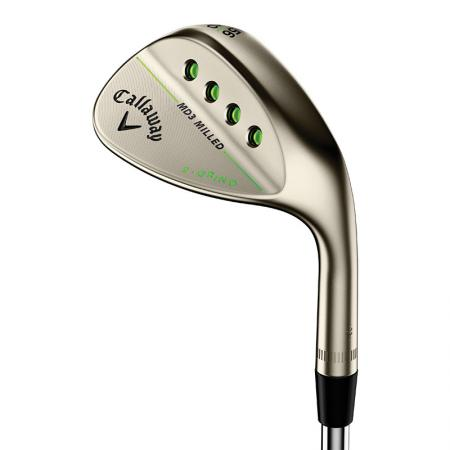 Callaway MD3 Gold Nickel Wedges