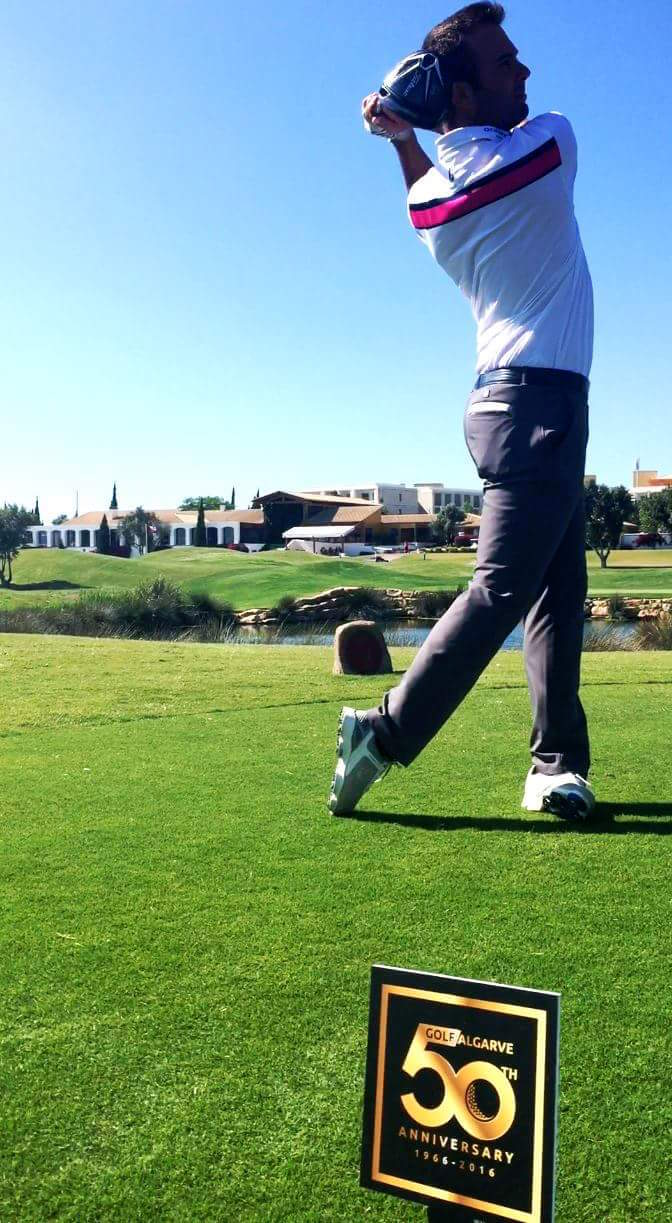 Record numbers flock to golf in The Algarve