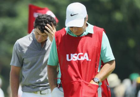 Rory misses the cut