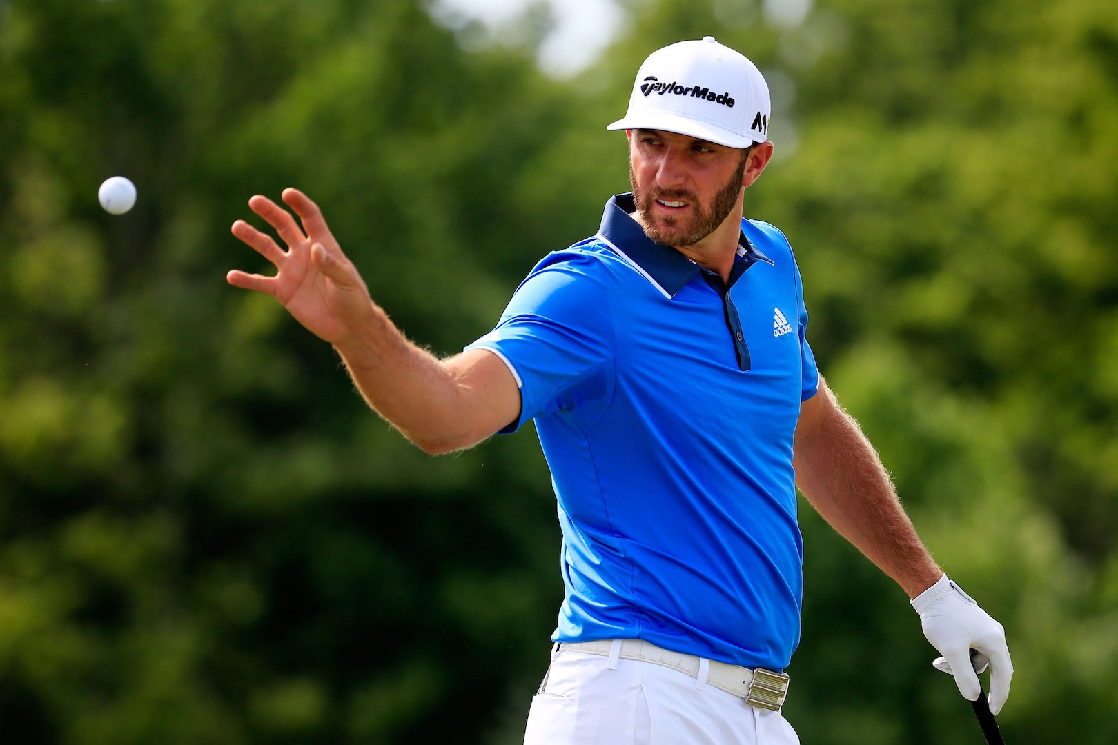 Lowry leads by four at U.S. Open