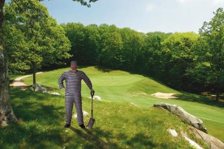 Prison Golf