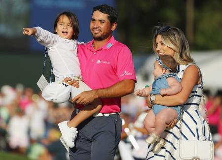 Jason Day out of the Olympics