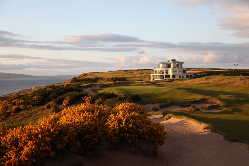 Castle Stuart an inspiration for Olympic Course