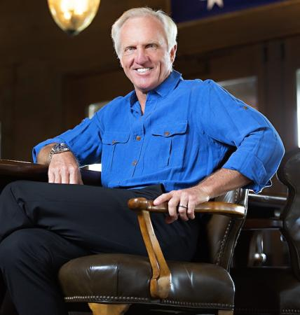 Greg Norman teams up with Verizon