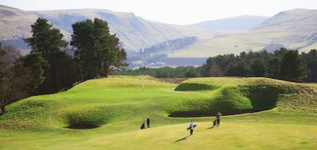 King's Course at Gleneagles reopens