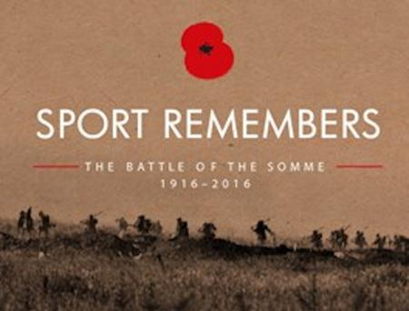 PGA marks anniversary of The Somme