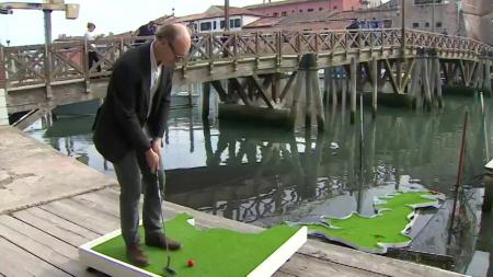 The Craziest Crazy Golf Course Yet!
