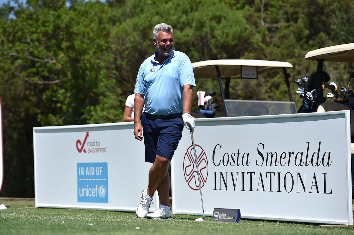 Darren Clarke has his say on the Olympics