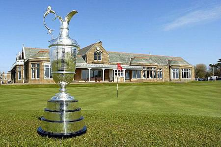 The Open Tee Times and pairings