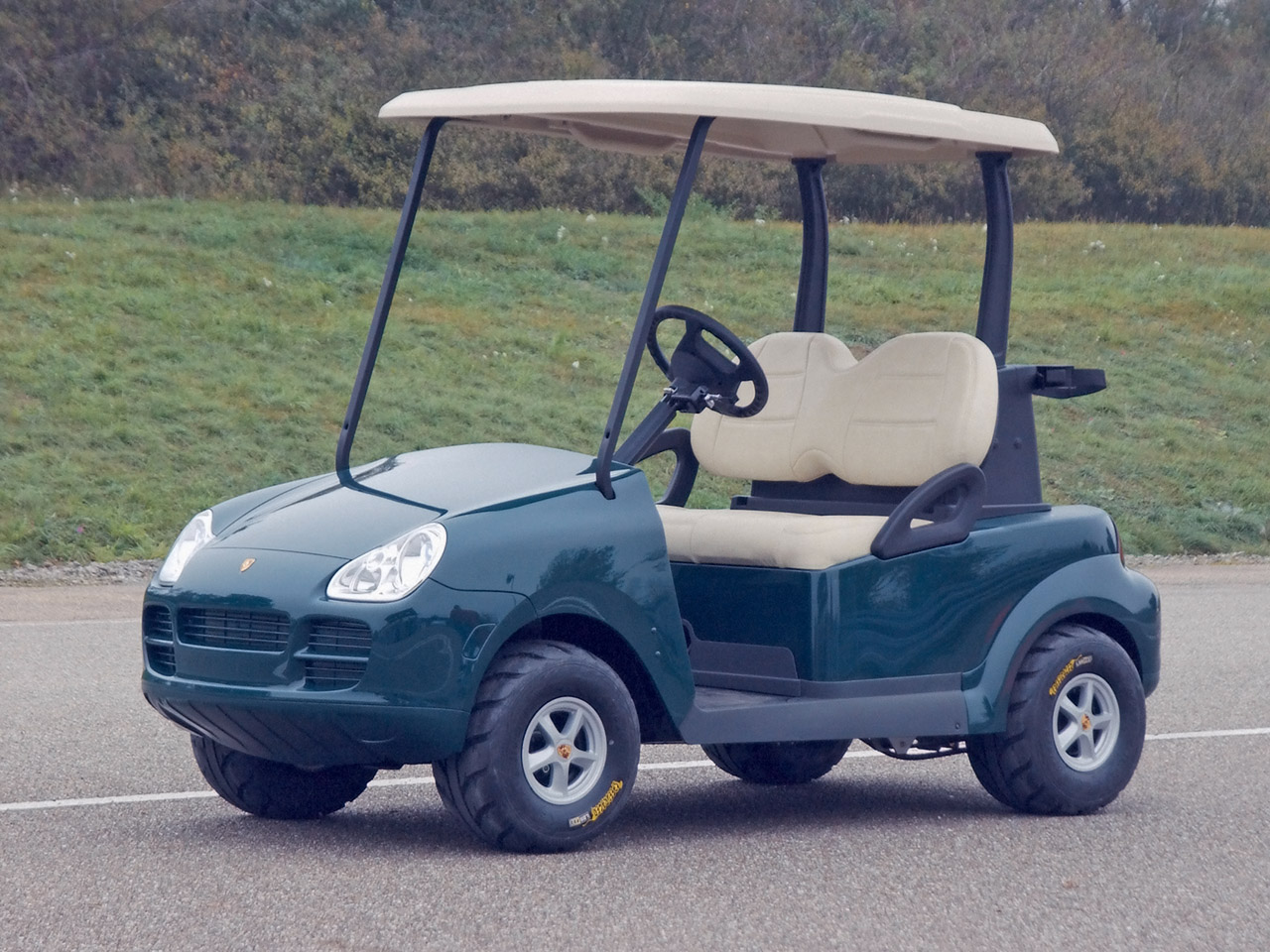 Rolls Royce Golf Cart >> Top 6 Customised Golf Carts - GolfPunkHQ