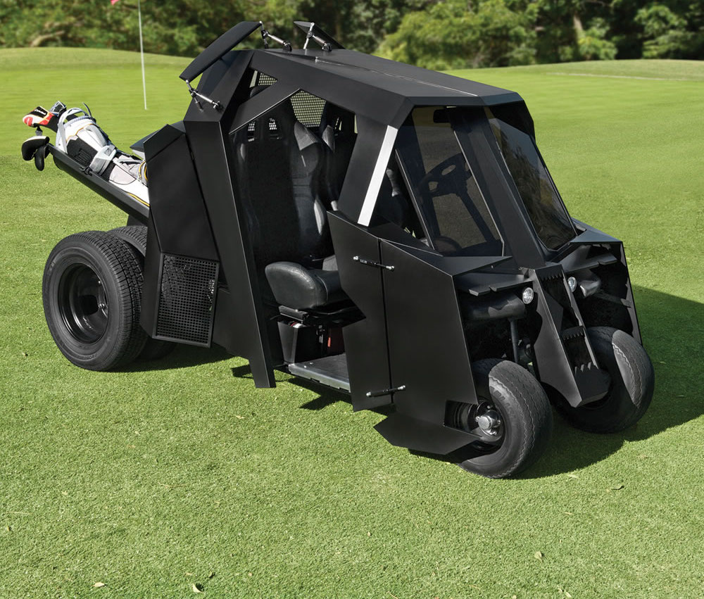 Mercedes To Launch A Golf Car