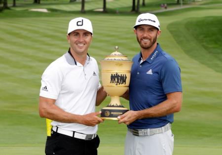 Dustin Takes The WGC Bridgestone Invitational