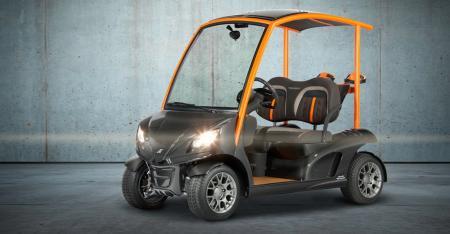 Mercedes To Launch A Golf Car