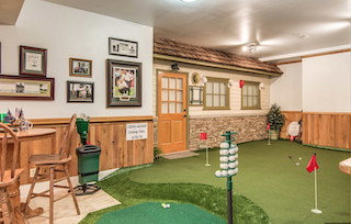 Is this the ultimate golfer's pad?