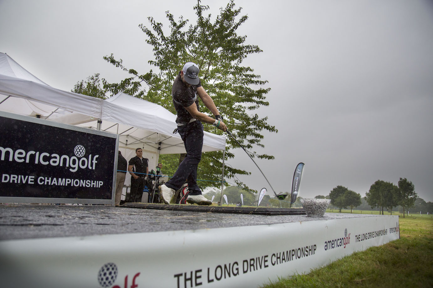 World Long Drive Championship Qualifying