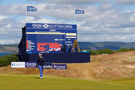 European Tour issues Scottish Open apology