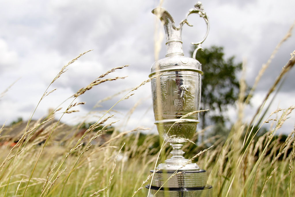 The Open - full tee times and pairings