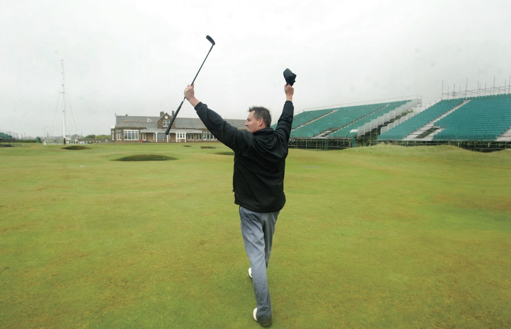 GP's Troon Course Guide