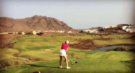 Rachael McQueen: Golf Nurse!!!!!