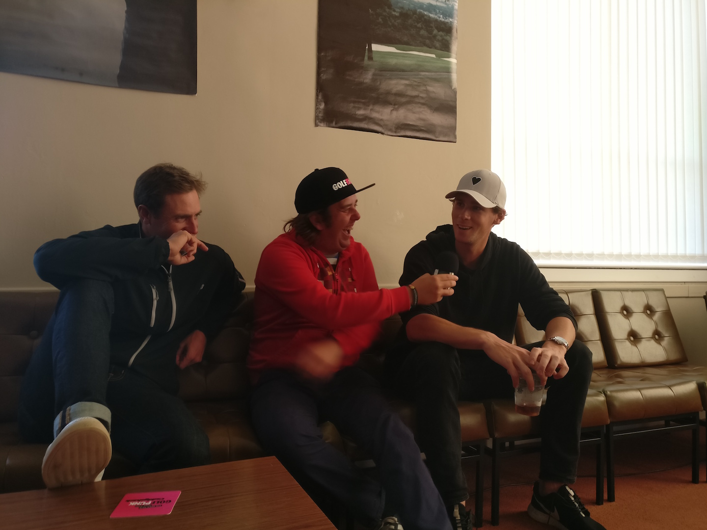 GolfPunk Radio: Nicolas Colsaerts and Thomas Pieters!!!!!