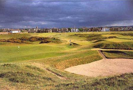 Top 5 links courses near Royal Troon