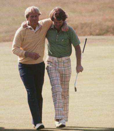 'Duel in the sun' crowned the Open's greatest finish