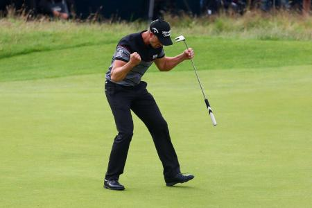 Henrik Stenson made Tour honorary life member
