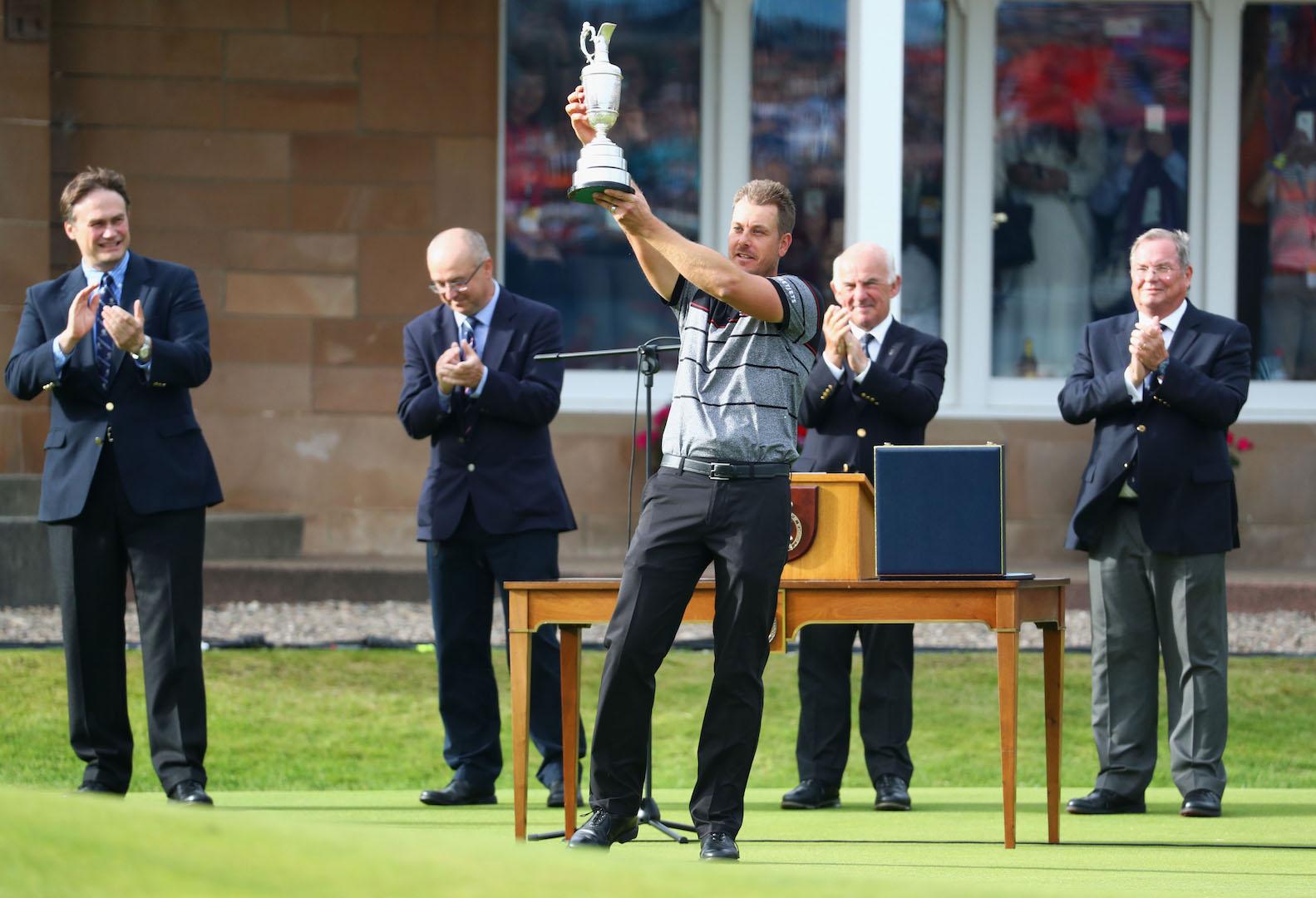 henrik stenson wins the open