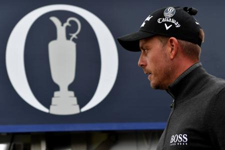 Stenson wins Golf Writers' Trophy