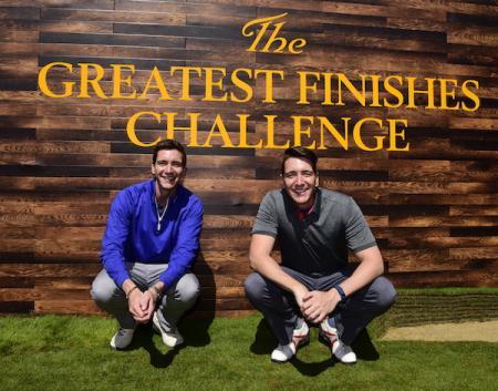 GP interviews Spellbinding Duo