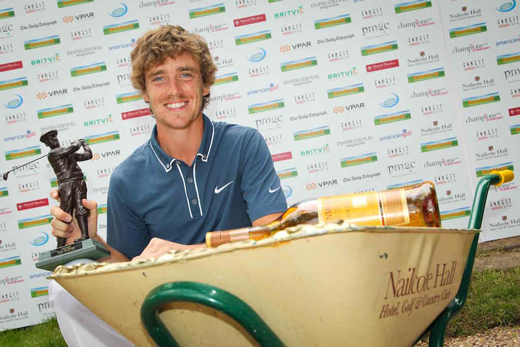 Tommy Fleetwood to play Farmfoods British Par 3 Championship