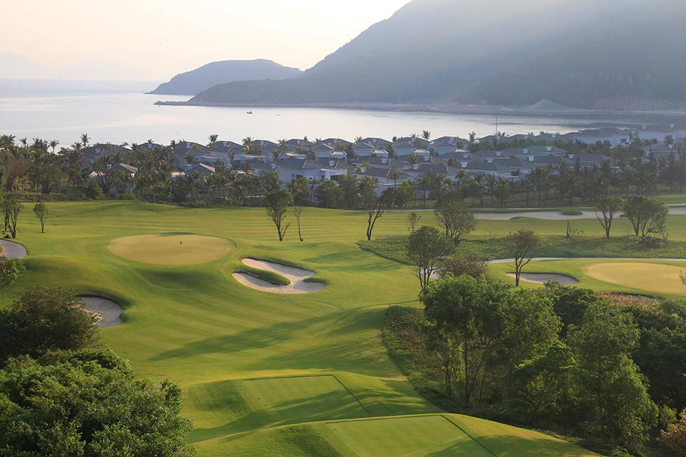 GolfPorn: Vinpearl Golf Nha Trang, Vietnam