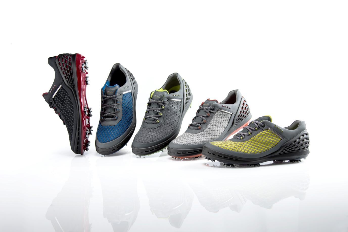 Jordan Spieth's been wearing smart golf shoes