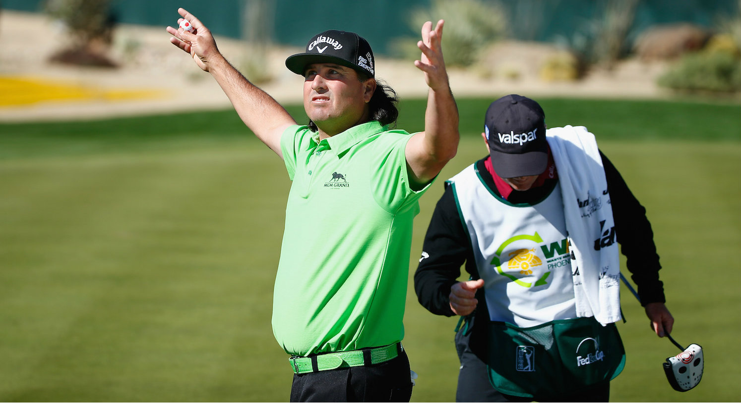 Pat Perez to make Omega Dubai Desert Classic Debut