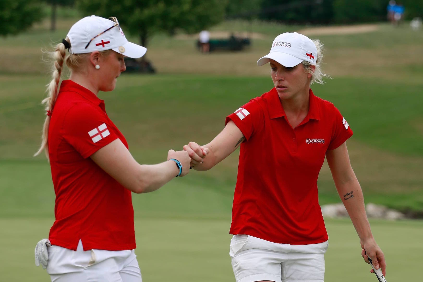 Clean sweep for England at UL International