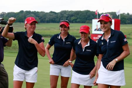 USA best nation in women's golf