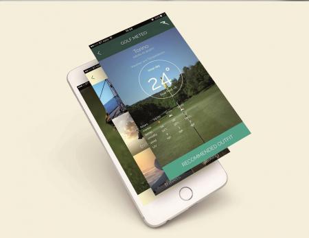 Chervo launch fashion and weather App