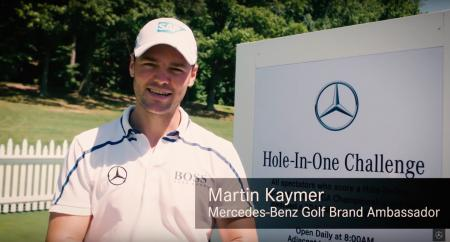 The PGA Hole In One Challenge