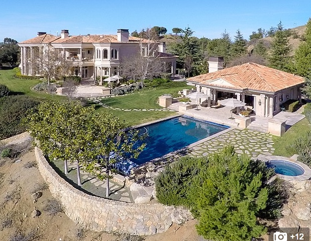 Britney Spears Buys $7.4million House With Golf Course