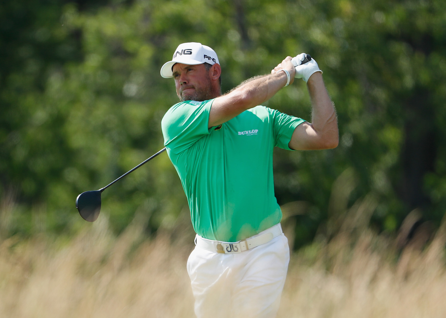 Dunlop give Lee Westwood £2 million reasons to sign up
