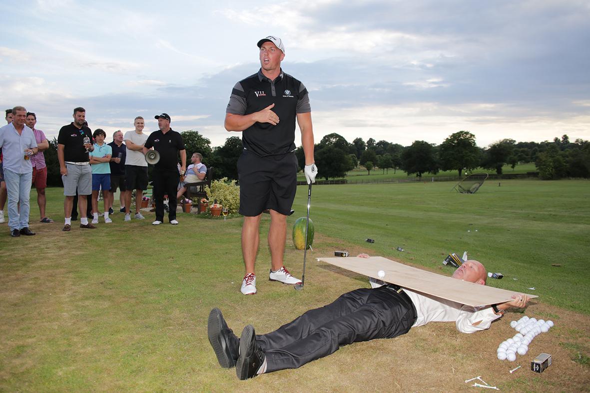 It's Luke Sport 5th Annual Golf Bash