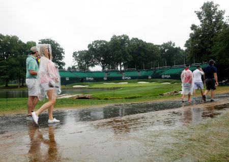 PGA Championship Round 3 Highlights