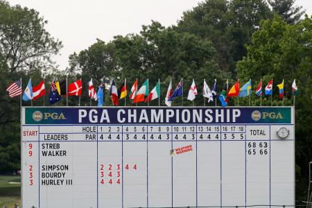 PGA Championship 3rd & 4th Round Tee Times