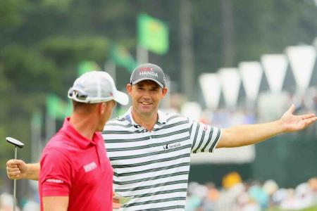 Padraig Harrington seizing Olympic opportunity