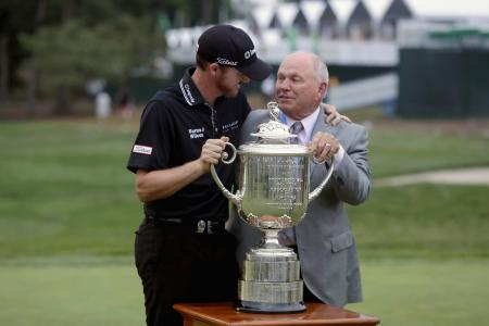 Butch To Drink Jimmy Walker's Gift