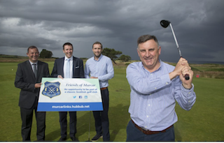 Scottish golf club goes crowdfunding